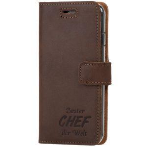 book case nubuk NUT chef / szef