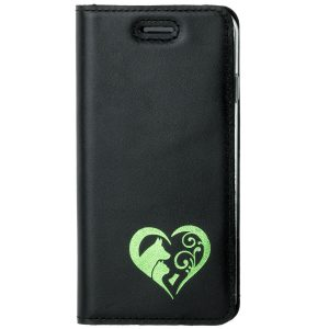 smart magnet costa black łapa3 animal love green
