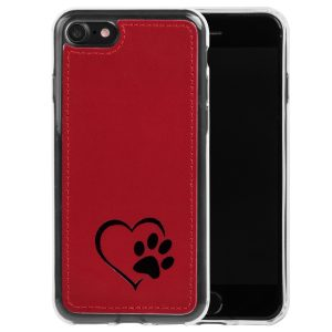 BACK CASE COSTA RED