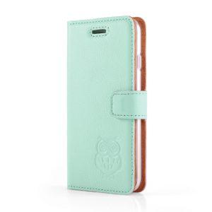 book case pastel mint
