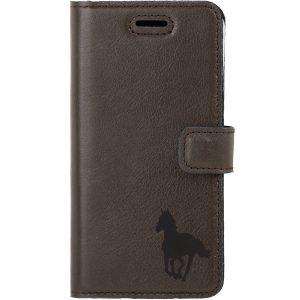book case costa brown koń