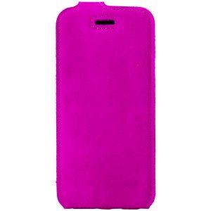 flip case nubuk pink