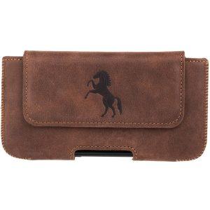 belt case nubuk NUT koń