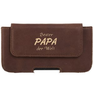 belt case nubuk NUT papa tata