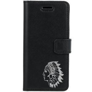 Indianin costa black silver book case
